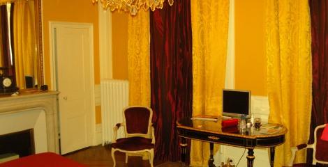 H tel windsor home hotel proche du passy plaza et de la tour eiffel paris - Chambre luxe paris ...